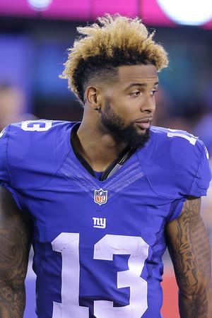 Jets at Giants Preseason MetLife Bowl