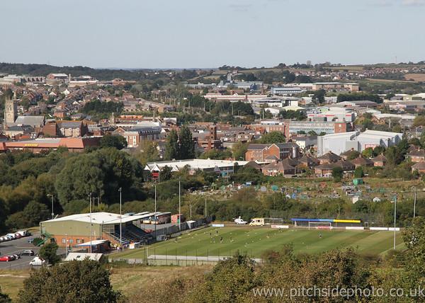 Newport IOW 0 Salisbury City 3 - FA Cup 2nd Qualifying Round - 22/9/12