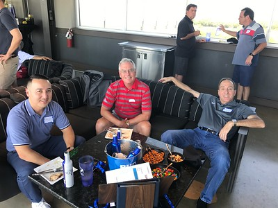 US-Mexico Natural Gas Forum  Networking Activity - Topgolf