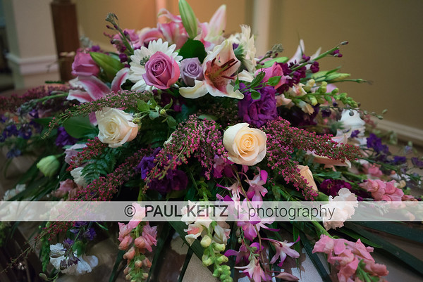 Mary Keitz's Funeral