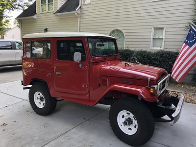 (SOLD) 1982 Red Sacramento CA