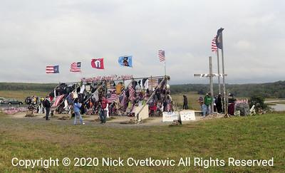 Shanksville 9/11 site