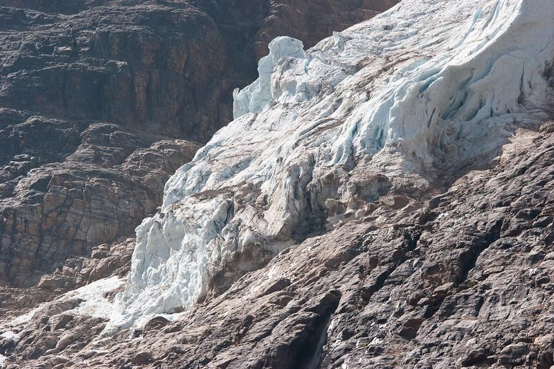 Angel Glacier Snout