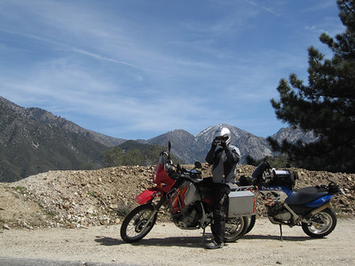 2011 CA to CO Moto trip