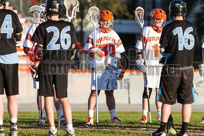 Boys JV Lacrosse - 2015