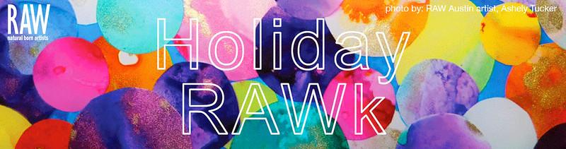 RAW:Brooklyn presents Holiday RAWk