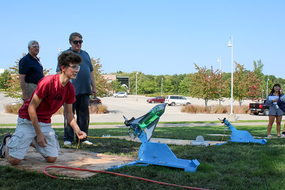 ENGR 101 Bottle Rockets