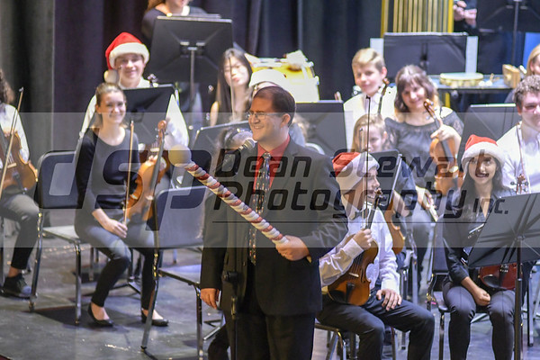 Orchestra Winter Concert 12-18-18