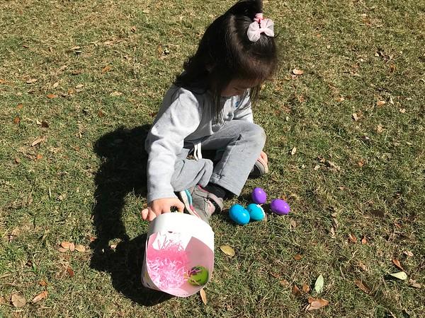 PreK3 Spring Celebration Egg Hunt