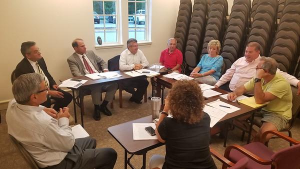 Community Life - Parish Development Committee - August 16, 2017