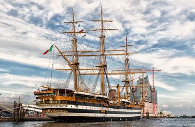 2013 08 17 Boetchentour durch den Hafen Hamburg