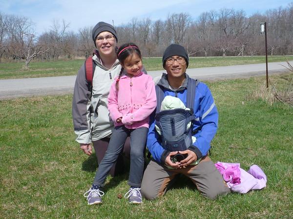 2015-April: Jenny's and Ali's visit