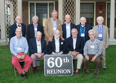 60th Plus Reunion Class photo