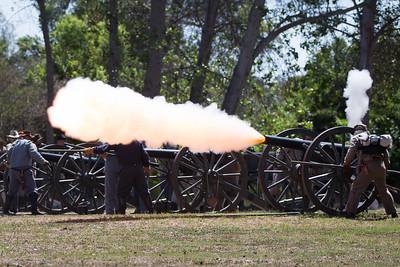 2015 Civil War Reenactment