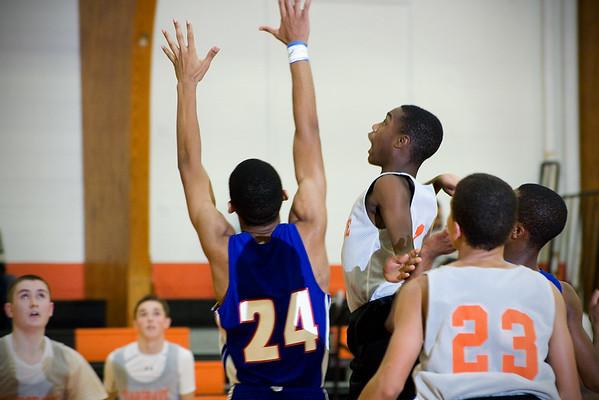 JV Basketball v FUMA
