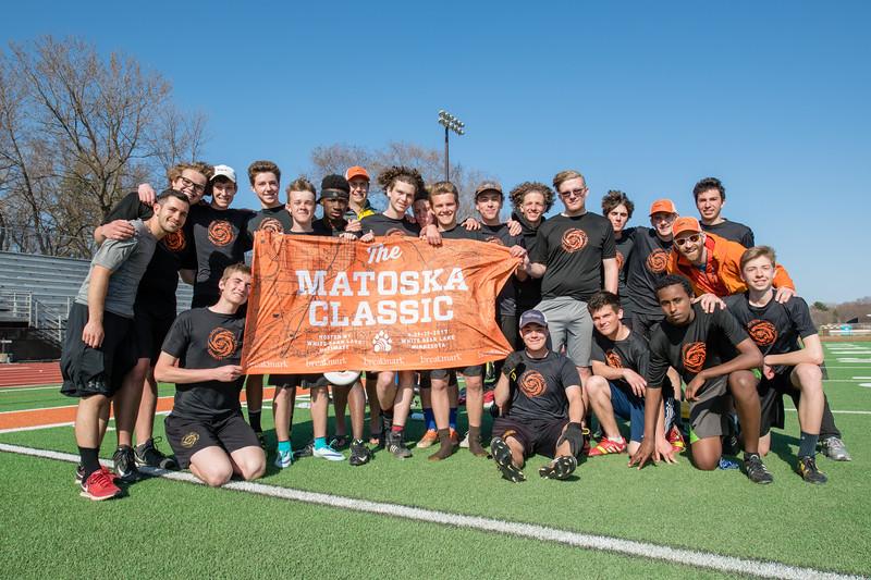 Matoska Classic 2018: Minneapolis South -V-Edina Boys Varsity Championship