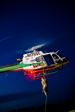 Mike Reyno, H125, Seminole County Sheriff's Office