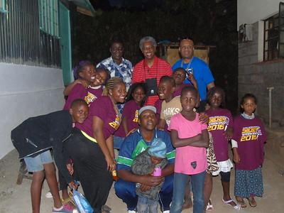 Missions Kenya 2016