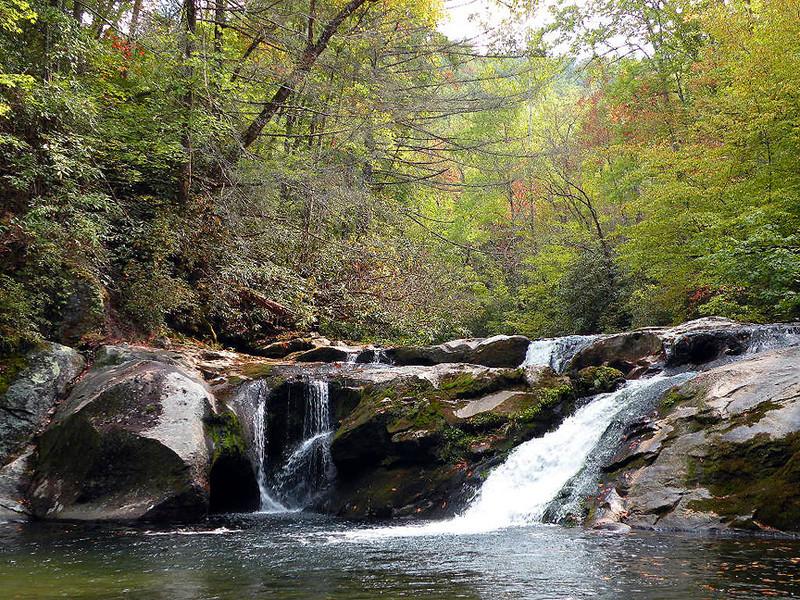 Lower Falls on Slickrock Creek bv.jpg