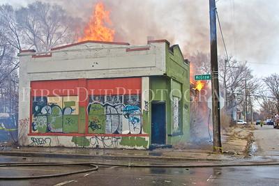Detroit Box Alarm: McGraw & Cicotte 29 Mar 2015