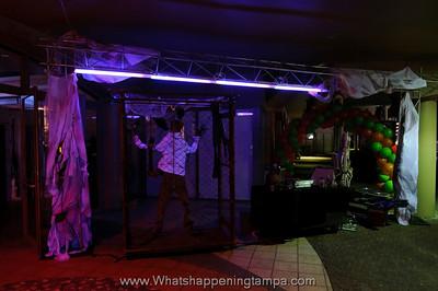 Jackson's Nightclub Halloween 2010