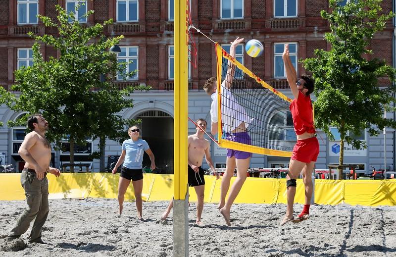 Sport; BeachVolley;