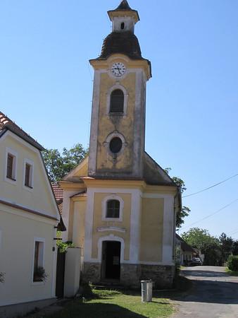 Thaya (Dyja) Valley Cizov Vranov