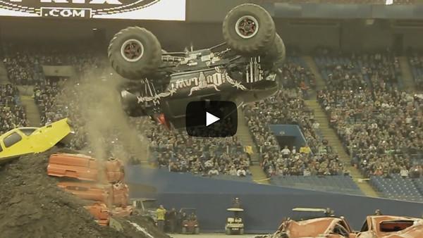 Monster Spectacular Émission 1 (Événement Stade Olympique avril 2014)