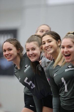 VIU Volleyball vs Douglas (January 17, 2020)