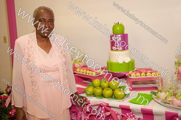 "Martha""s 75th birthday party"