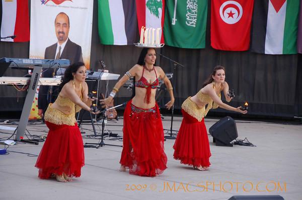 ARAB FEST GLENDALE 2009