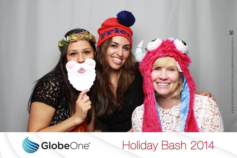 Globe One Holiday Bash 2014