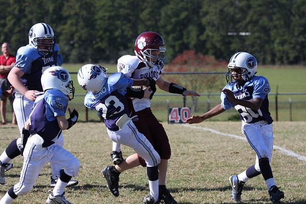 Bulldogs Vs Titans