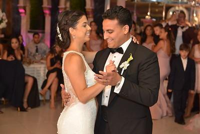 Danielle & Tony Wedding at Leonards Palazzo