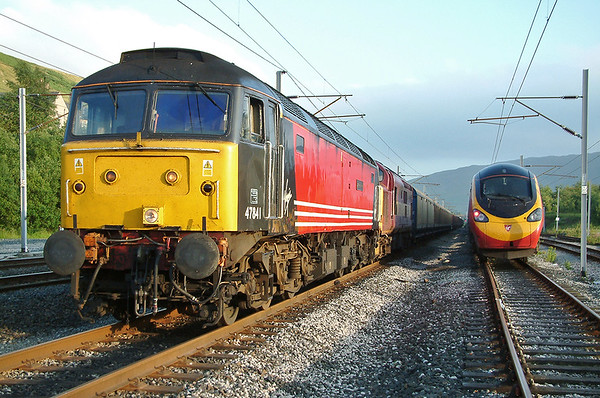 9th July 2003: Rainford, Carnforth and Tebay