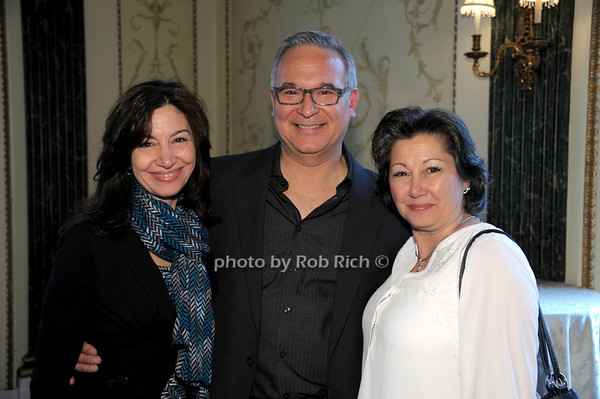 Lisa Maggiore, Robert Rizzuto, Joanne Cuchel photo by Rob Rich/SocietyAllure.com © 2014 robwayne1@aol.com 516-676-3939
