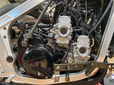Suzuki RG500 (KV) on IMA