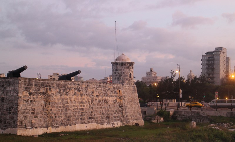 San Salvador de la Punta Fortress, Havannah