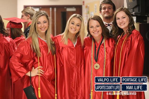 2016 Washington Township High School Graduation