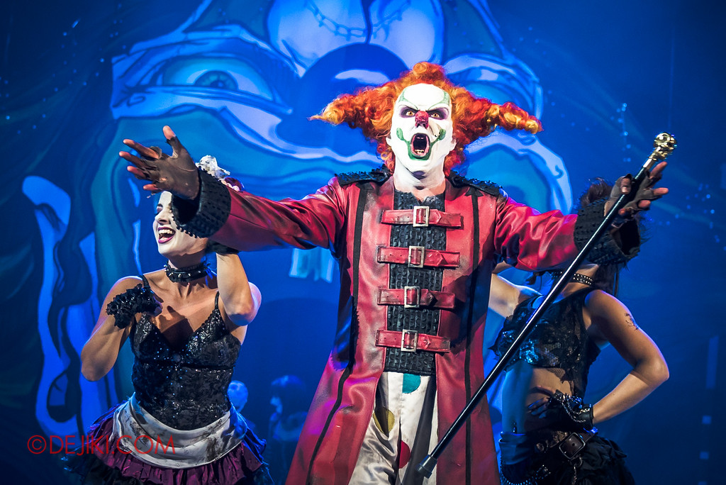 Halloween Horror Nights 6 - Jack's Recurring Nightmare Circus / With YOU!