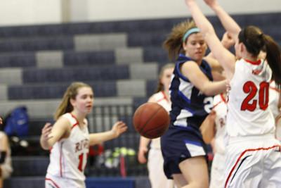 Girls Varsity Basketball 2.20.13