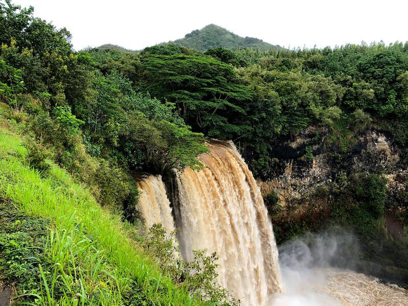 Dirty Wailua Falls, Kauai
