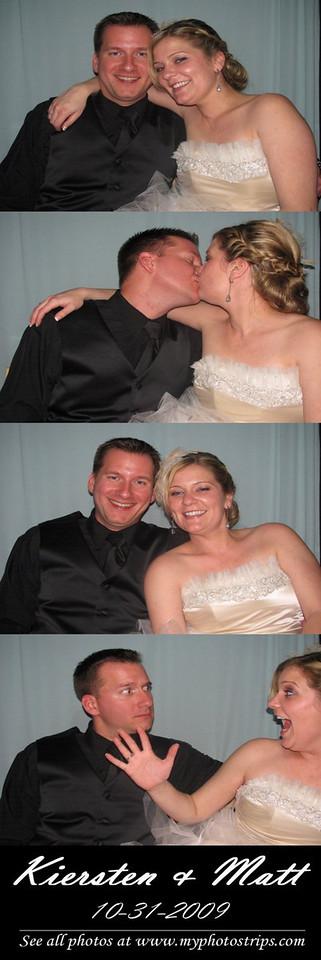 Kiersten & Matt (10-31-2009)
