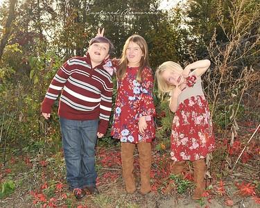 Allen Family Fall 2017