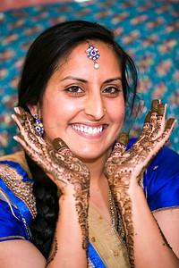 Bride Mehndi