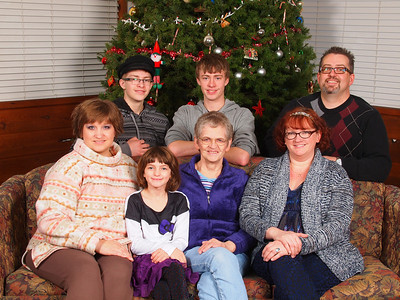 Family and Individual Portraits