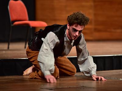 Bethlehem College: Hamlet - Act III sci, Act II sc ii