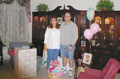 Elizabeth's Family's Baby Shower 11-12-2000