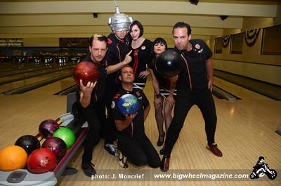 Phenomenauts Rocket Roller - Punk Rock Bowling 2012 Team Photos - Gold Coast - Las Vegas, NV - May 26, 2012