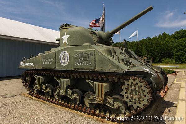 American Legion Post 179 - Grandville, MI - M4A3(75)